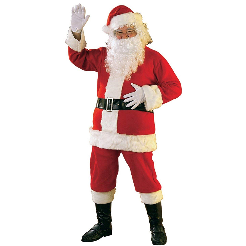 Bad Santa Costume - Bad Santa Santa Suit