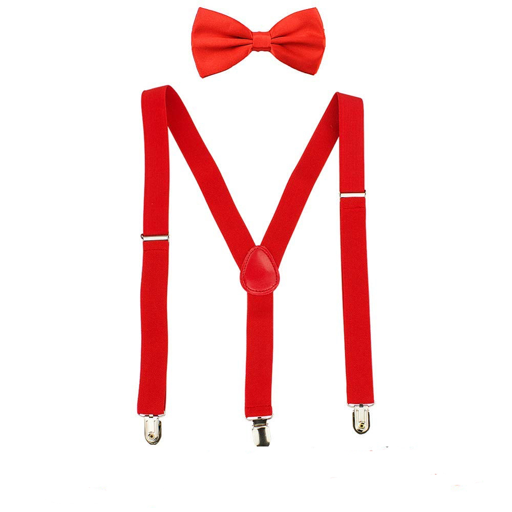 Bad Santa Costume - Bad Santa Suspenders