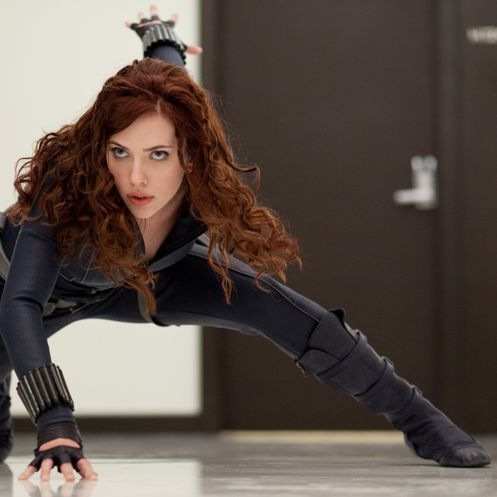 Black Widow Costume - Black Widow Boots