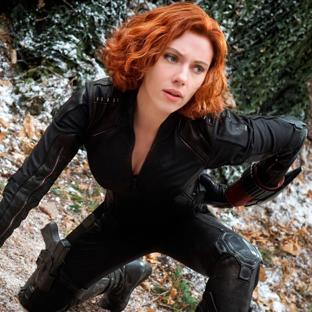 Black Widow Costume - Black Widow Suit