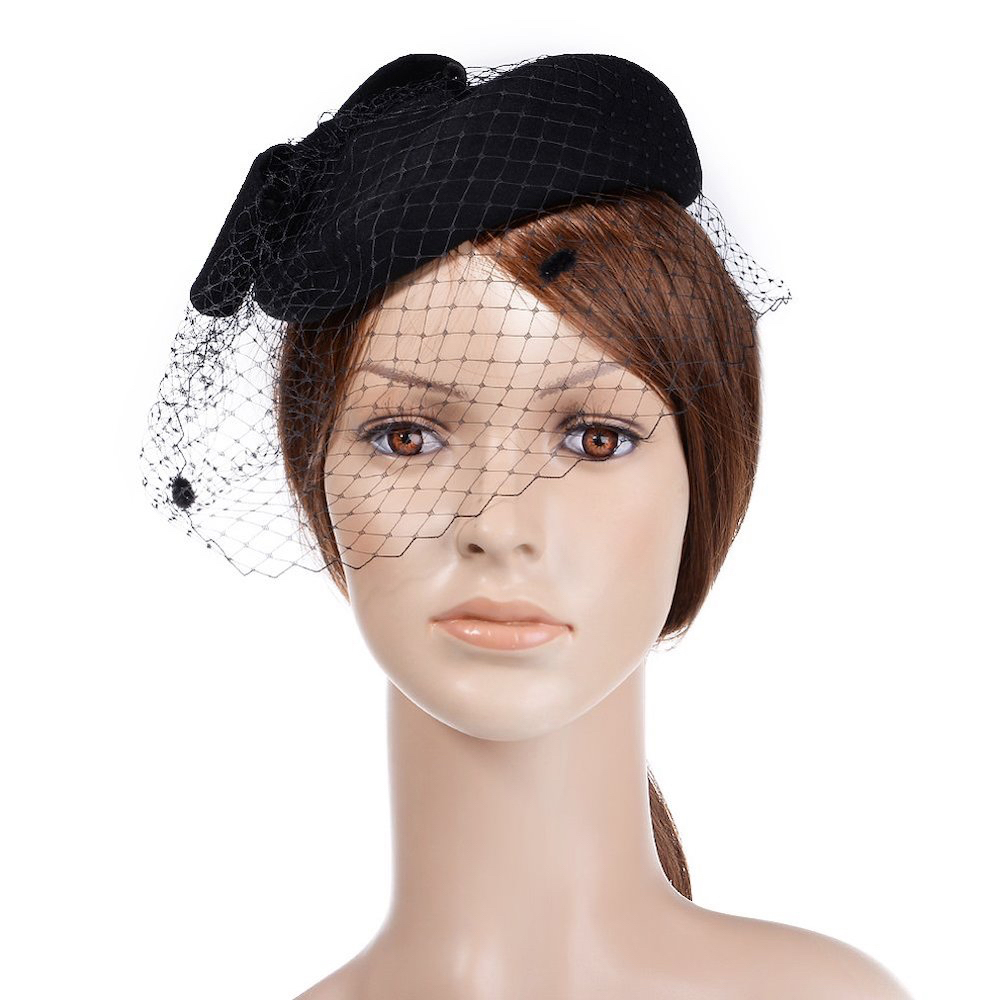 Bombshell Catwoman Costume - DC Bombshells - Bombshell Catwoman Pillbox Hat