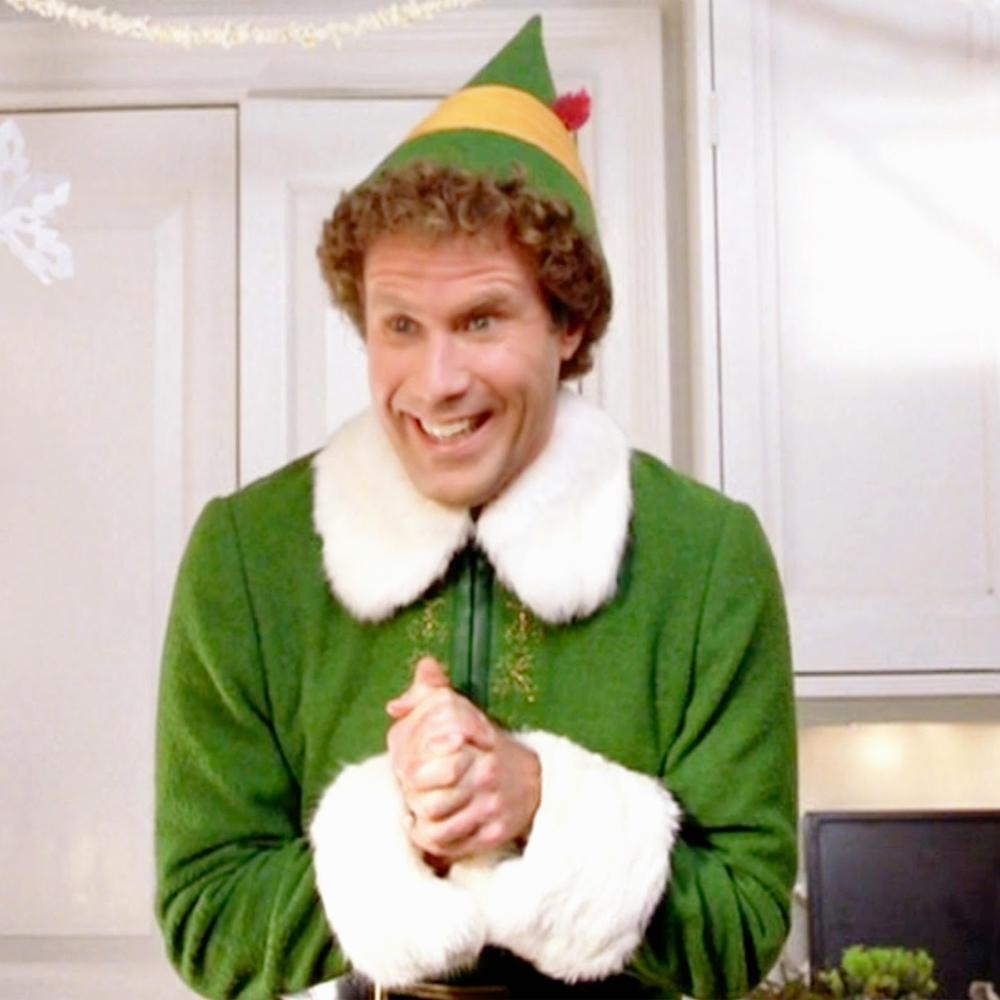 Buddy The Elf Costume - Buddy The Elf Hat