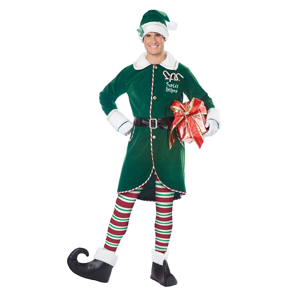 Buddy The Elf Costume - Buddy The Elf Jacket