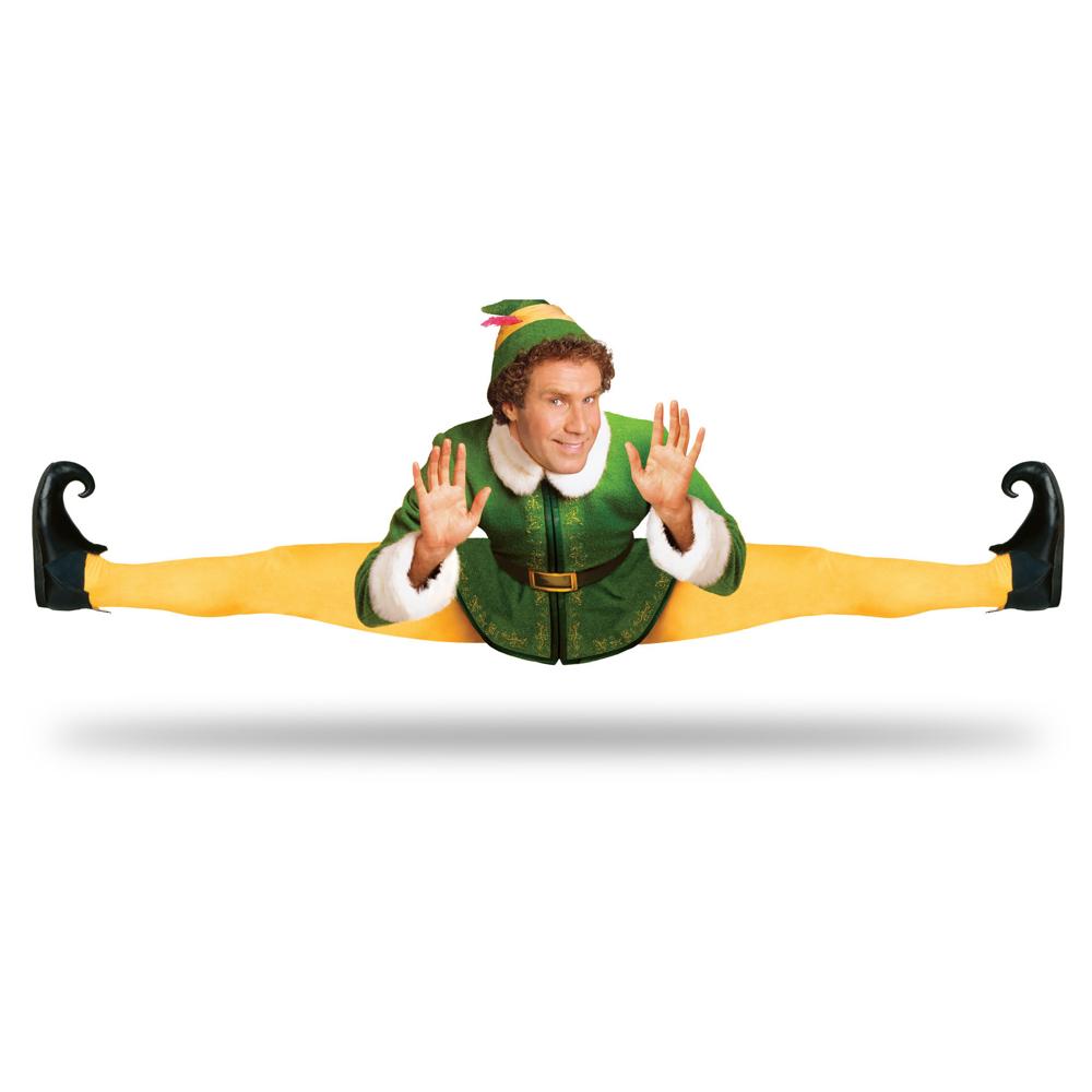 Buddy The Elf Costume - Buddy The Elf Tights