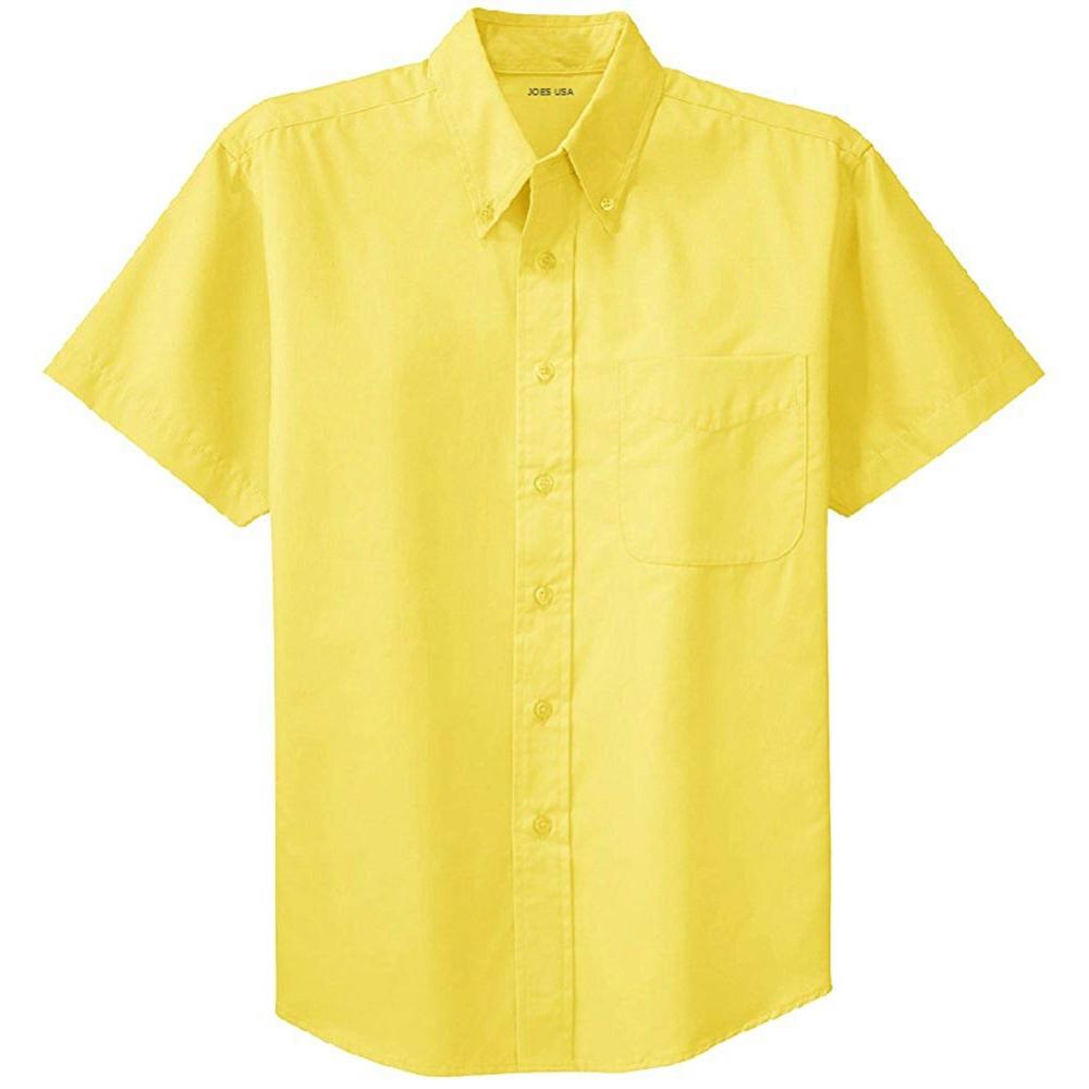 Burt Macklin costume - Burt Macklin yellow shirt