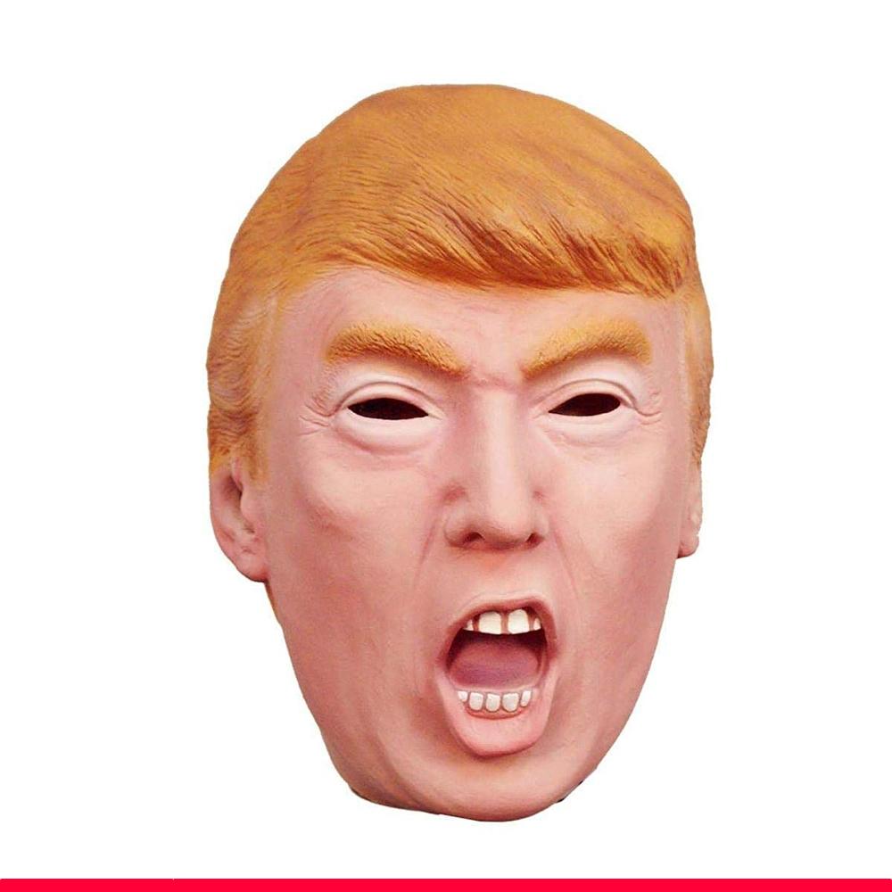 Donald Trump Costume - Donald Trump Mask