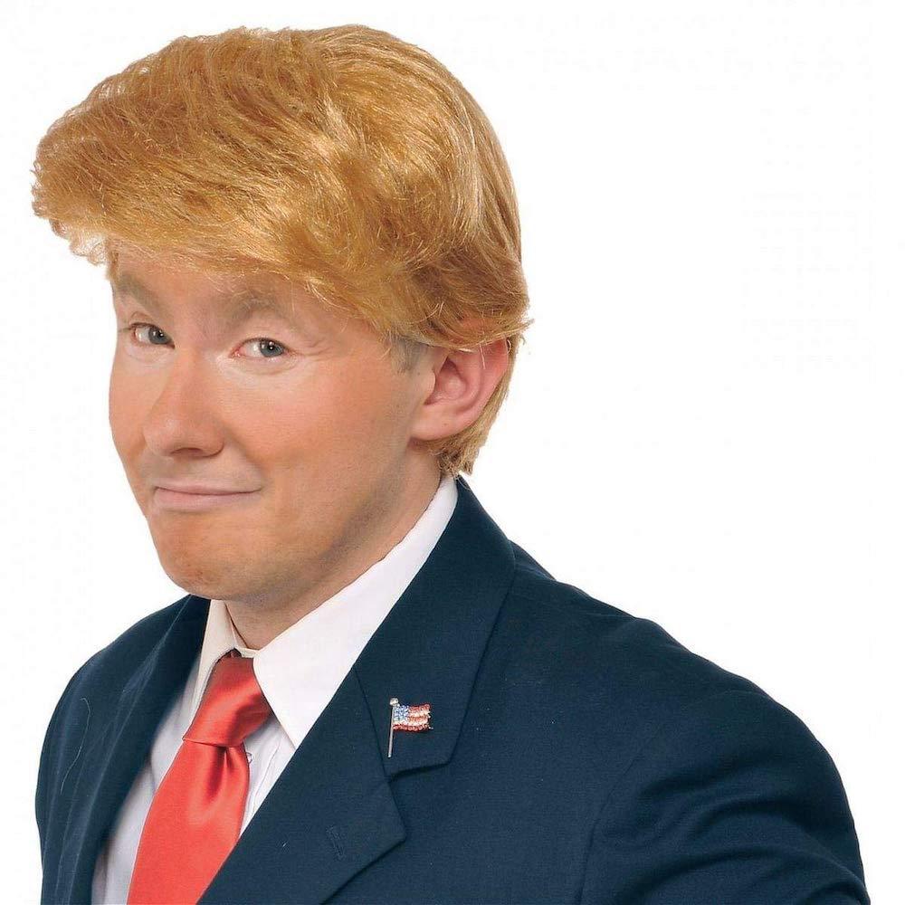 Donald Trump Costume - Donald Trump Hair - Donald Trump Wig