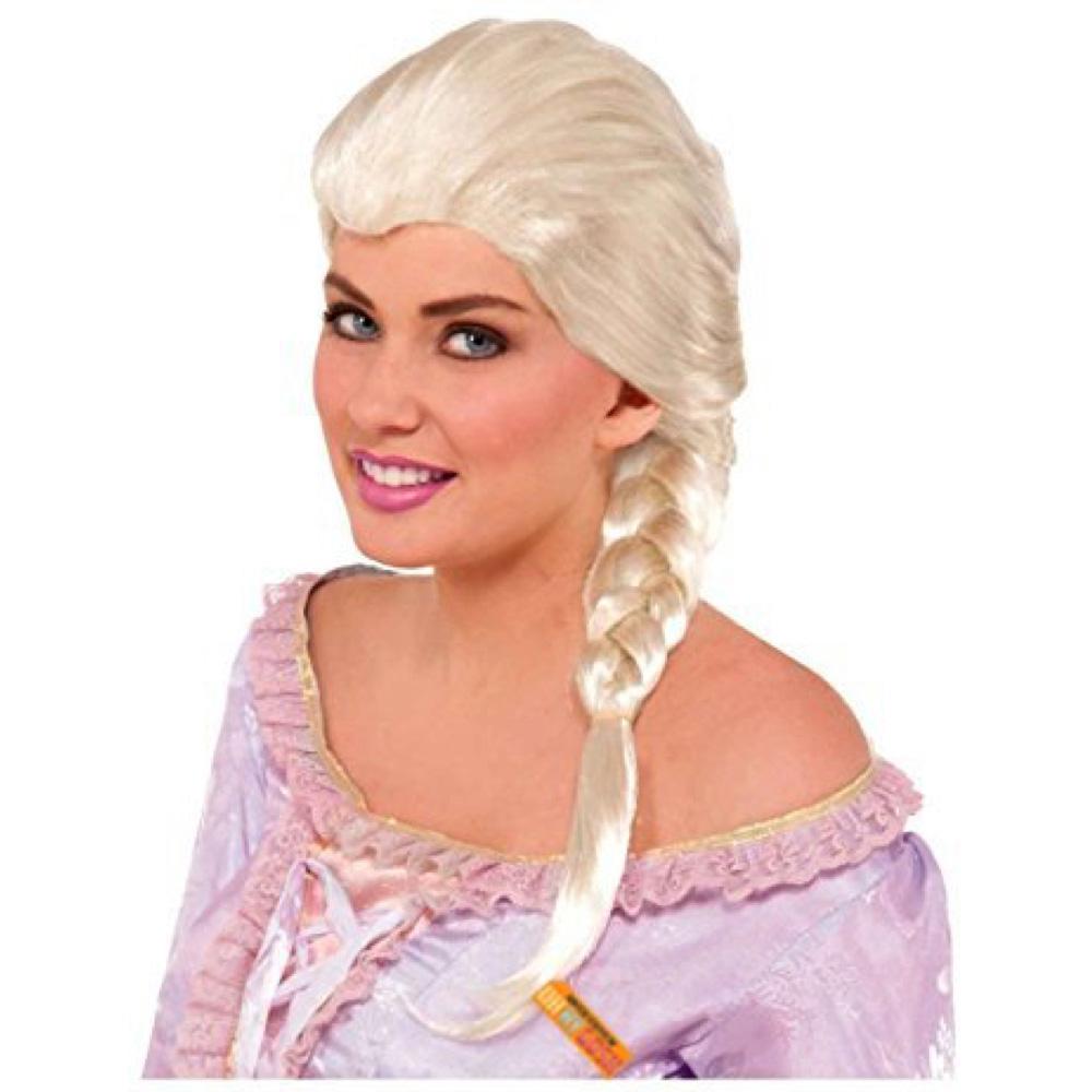 Elsa Frozen Costume - Elsa Hair Elsa Wig