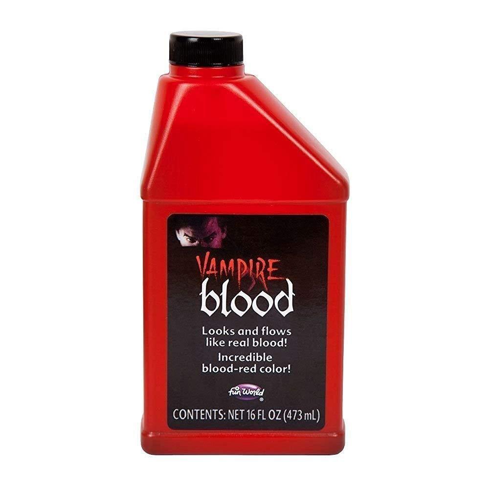 Leatherface costume - Leatherface Fake Blood - Texas Chainsaw Massacre Costume