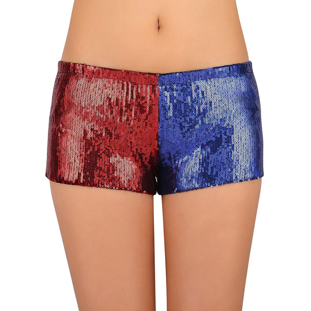 Harley Quinn Costume - Harley Quinn Shorts - Suicide Squad Costume