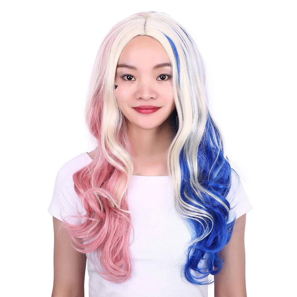 Harley Quinn Costume - Harley Quinn Wig - Suicide Squad Costume