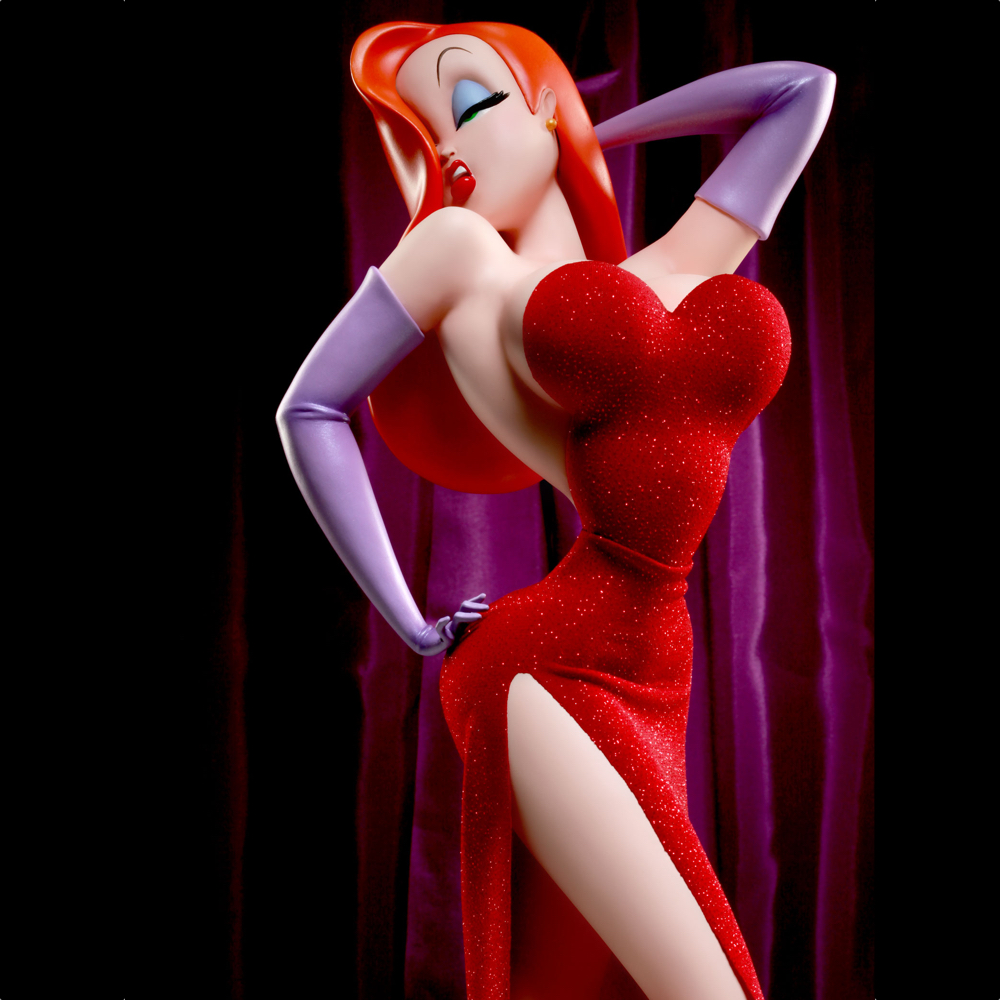 Jessica Rabbit Costume - Jessica Rabbit Dress - Jessica Rabbit Cosplay