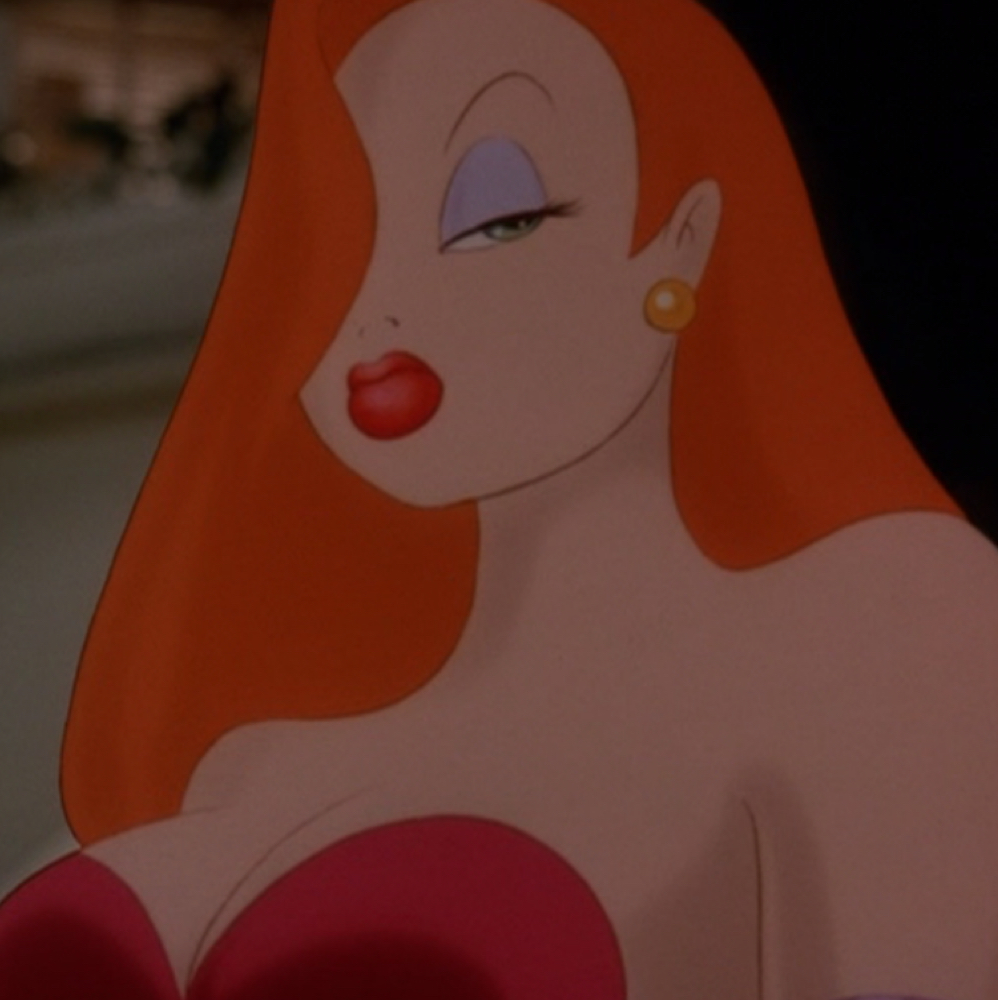 Jessica Rabbit Costume - Jessica Rabbit Lipstick - Jessica Rabbit Cosplay