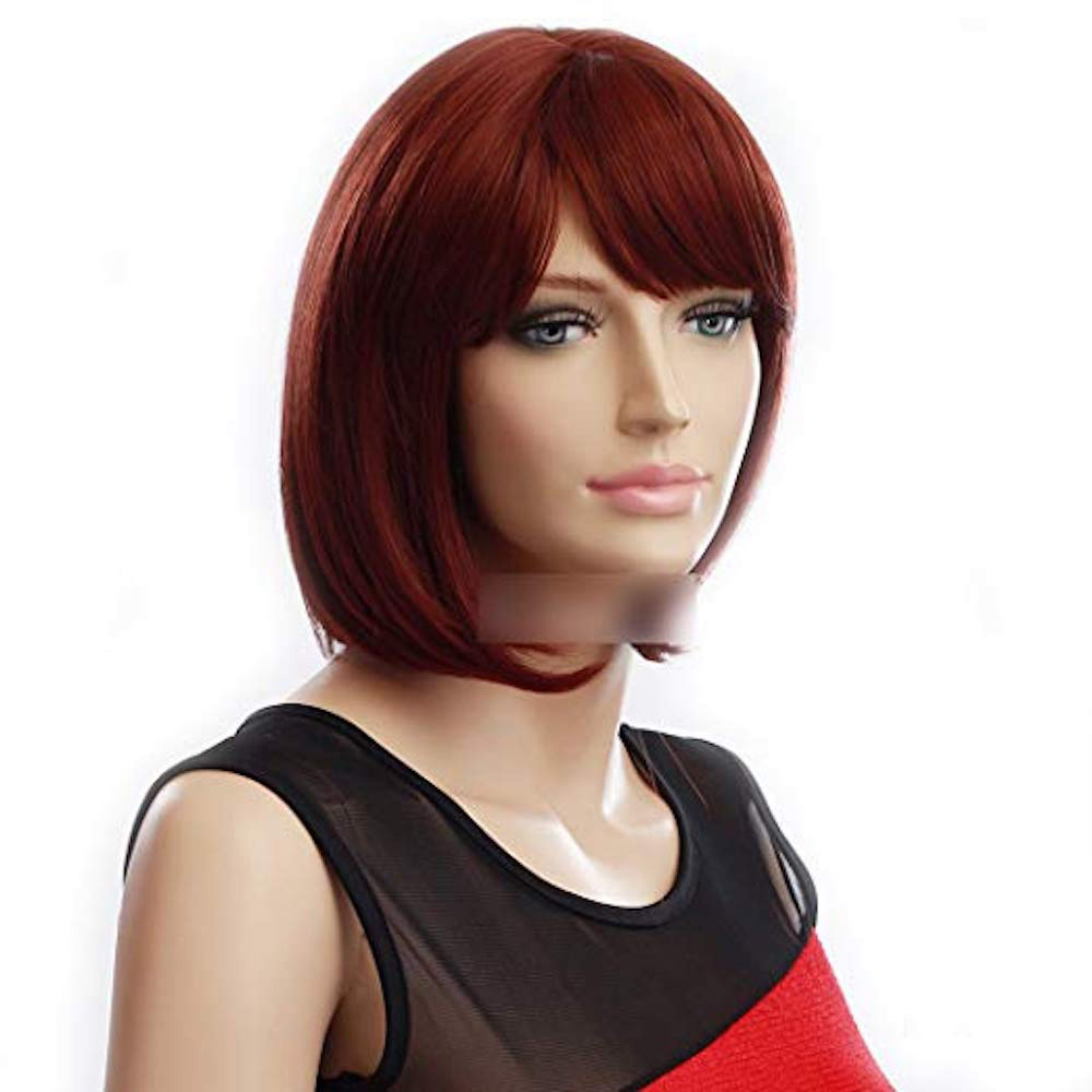Joan Holloway Costume - Dress like Joan Holloway - Joan Harris Costume - Mad Men - Joan Holloway Hair
