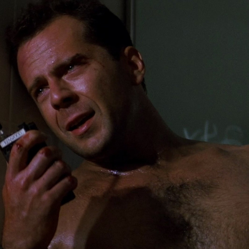 John McClane Costume - John McClane Walkie Talkie