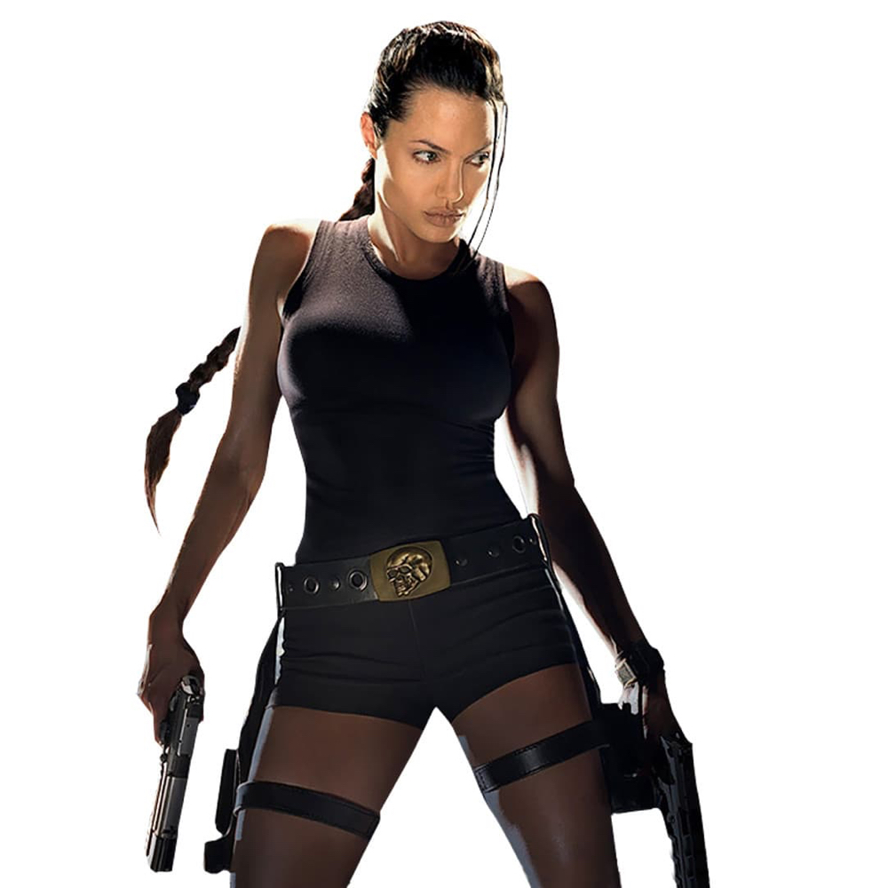 Lara Croft Cosplay Costume - Lara Croft Belt - Tomb Raider Outfits