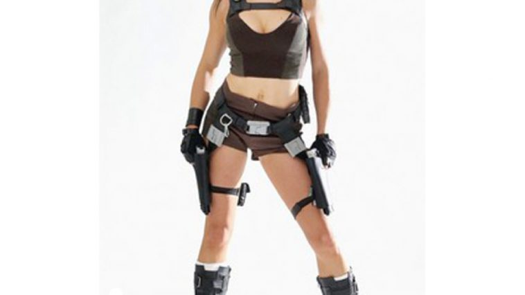Lara Croft Cosplay Costume -Tomb Raider Outfits
