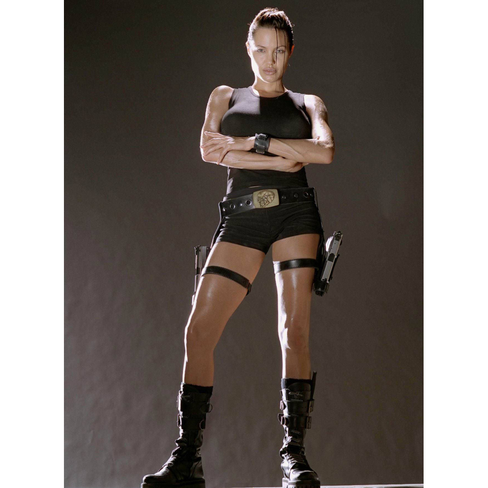 Lara Croft Cosplay Costume - Lara Croft Holster - Tomb Raider Outfits