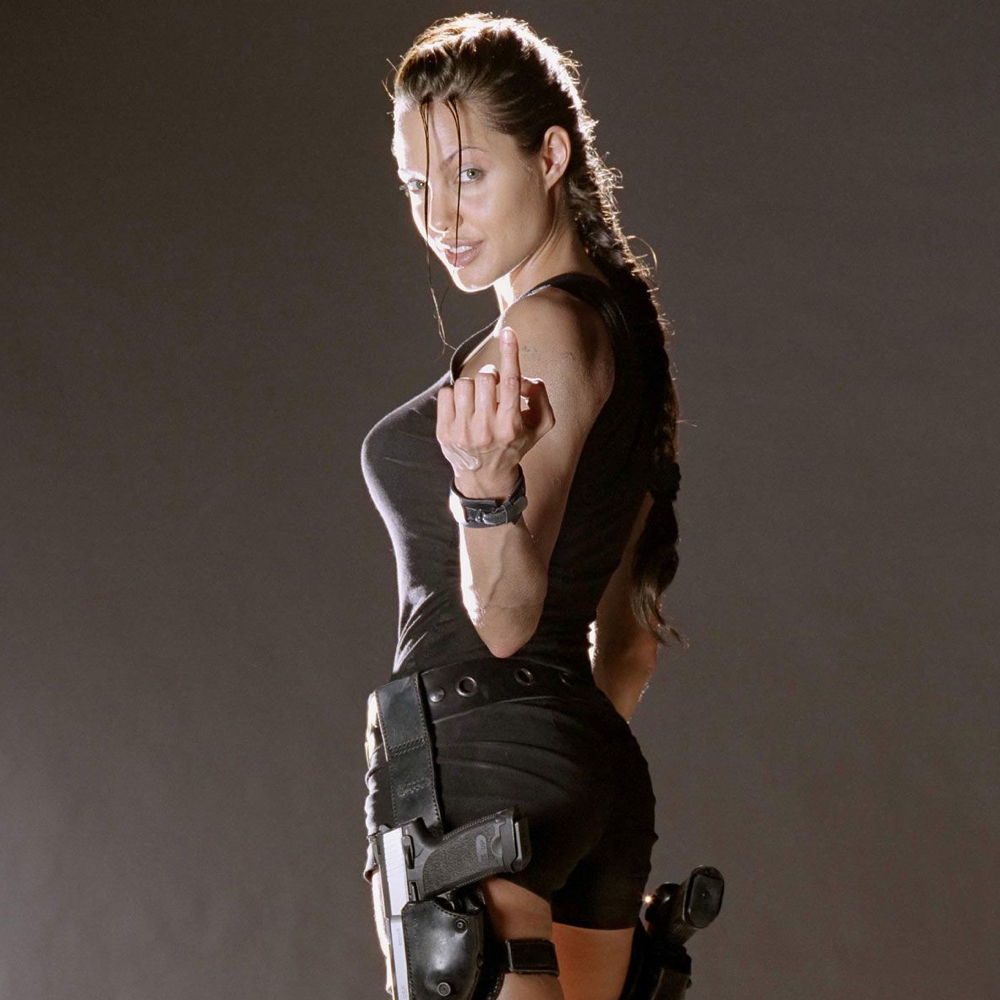 Lara Croft Cosplay Costume - Lara Croft Shorts - Tomb Raider Outfits