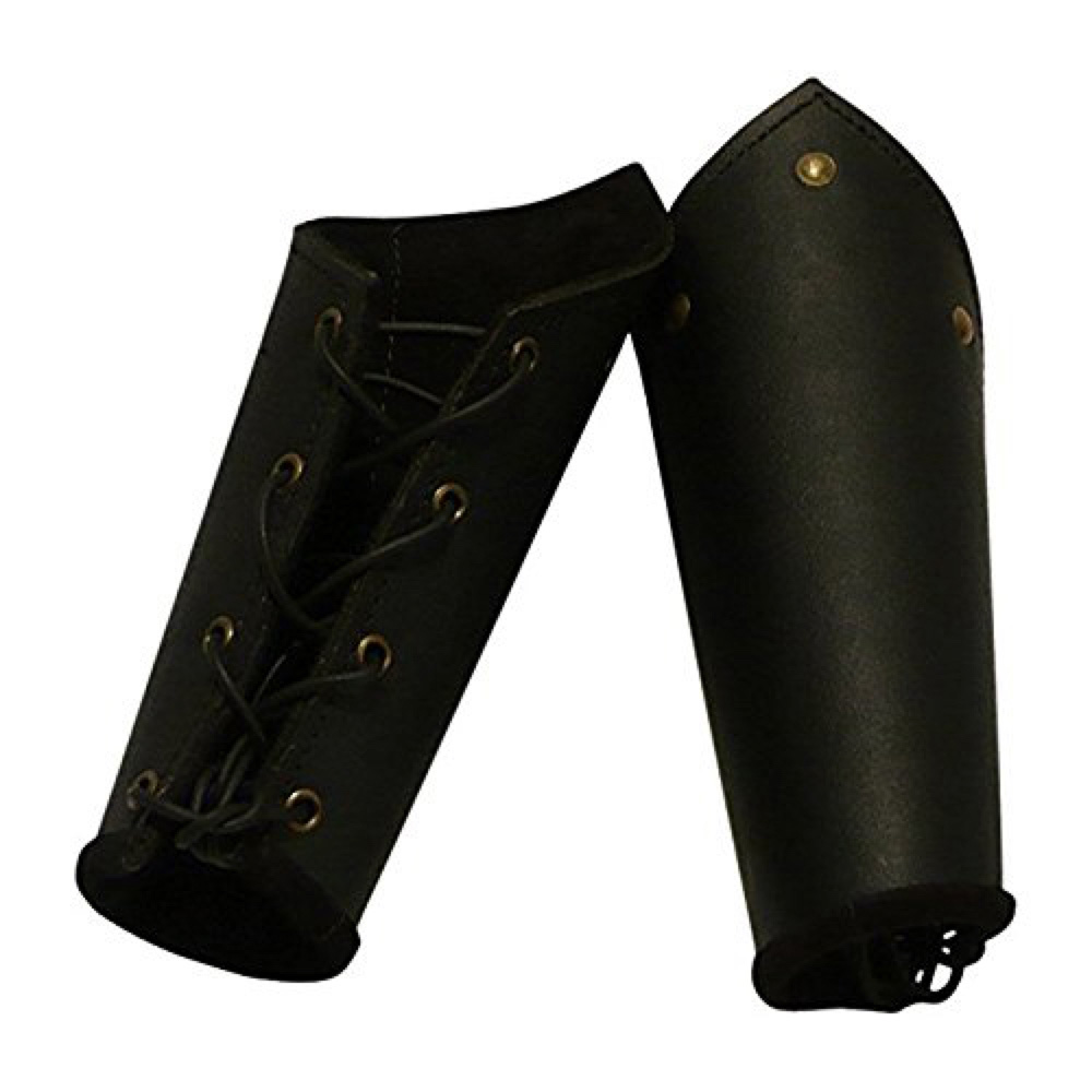 Leatherface costume - Leatherface Arm Braces - Texas Chainsaw Massacre costume