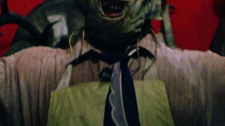 Leatherface costume - Texas Chainsaw Massacre costume