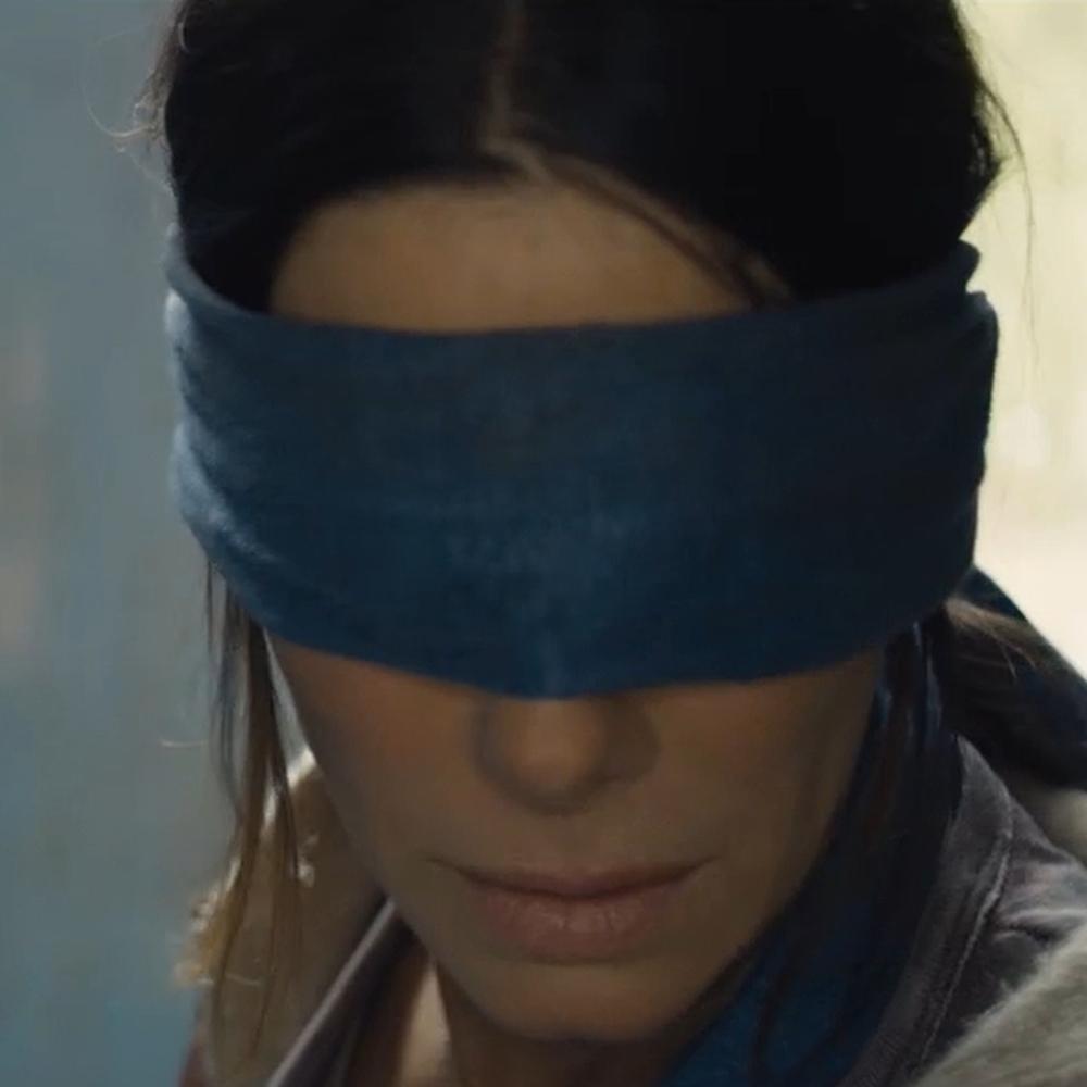 Malorie Hayes Costume - Bird Box Costume - Malorie Hayes Blindfold