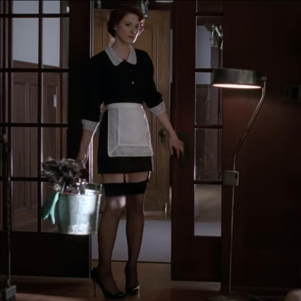 Moira O'Hara Costume - Moira O'Hara High Heels