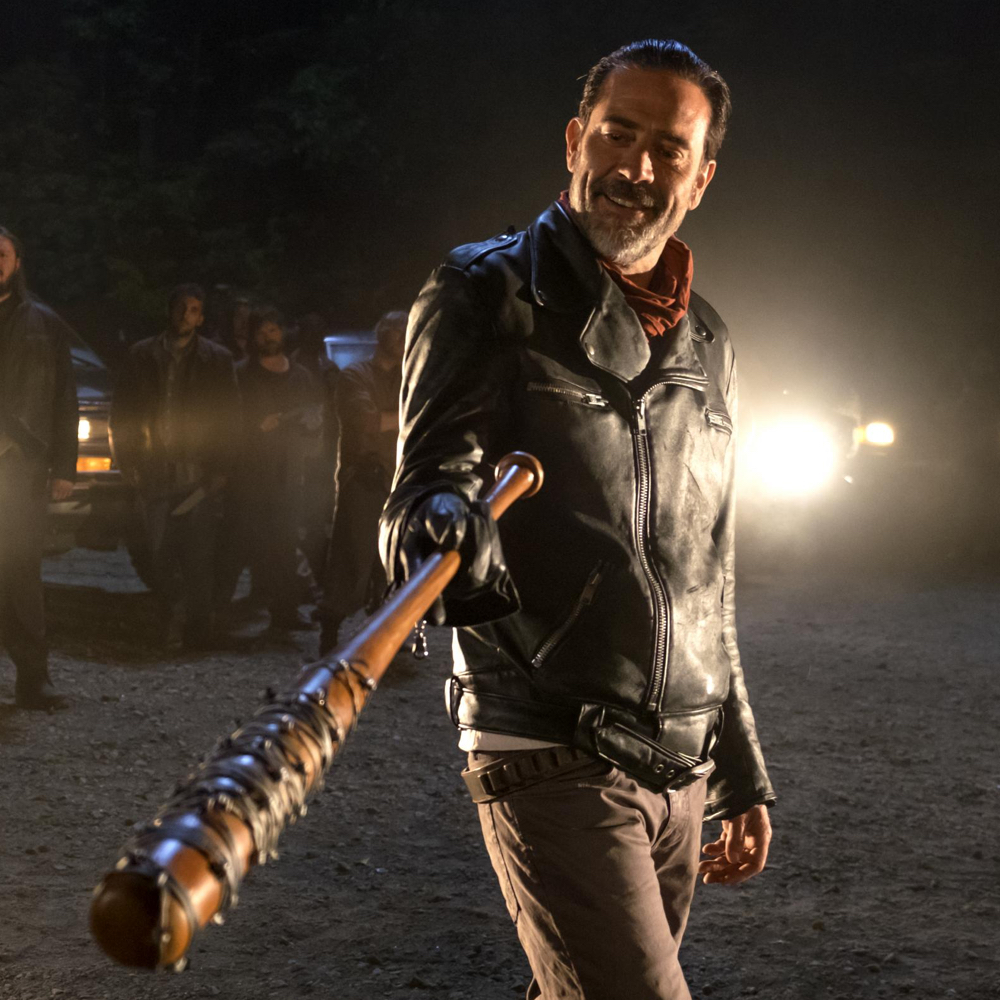 Negan Costume - Negan Bat - Negan Cosplay