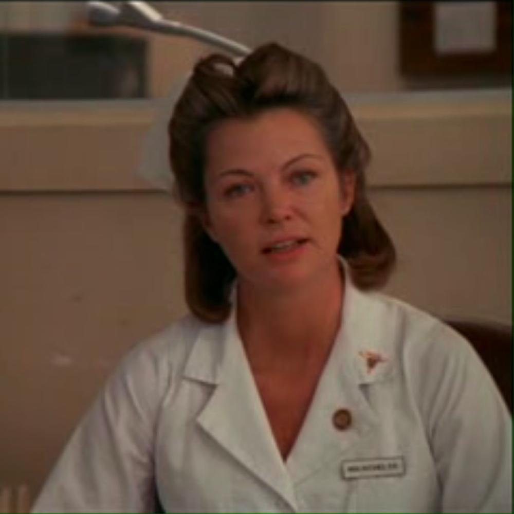 Nurse Ratched Costume - Nurse Ratched Name Badge