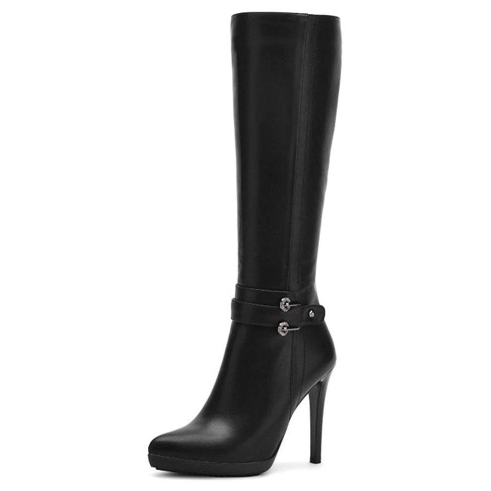 Rachel Green Knee High Boots