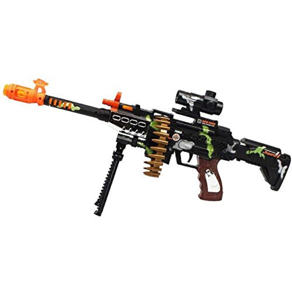 Rambo Costume - Rambo Gun