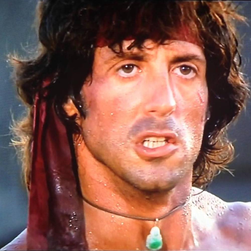 Rambo Costume - Rambo Headband