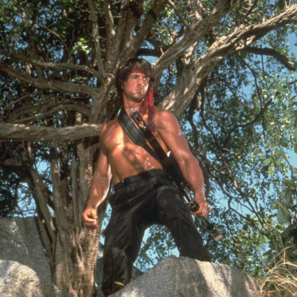 Rambo Costume - Rambo Pants