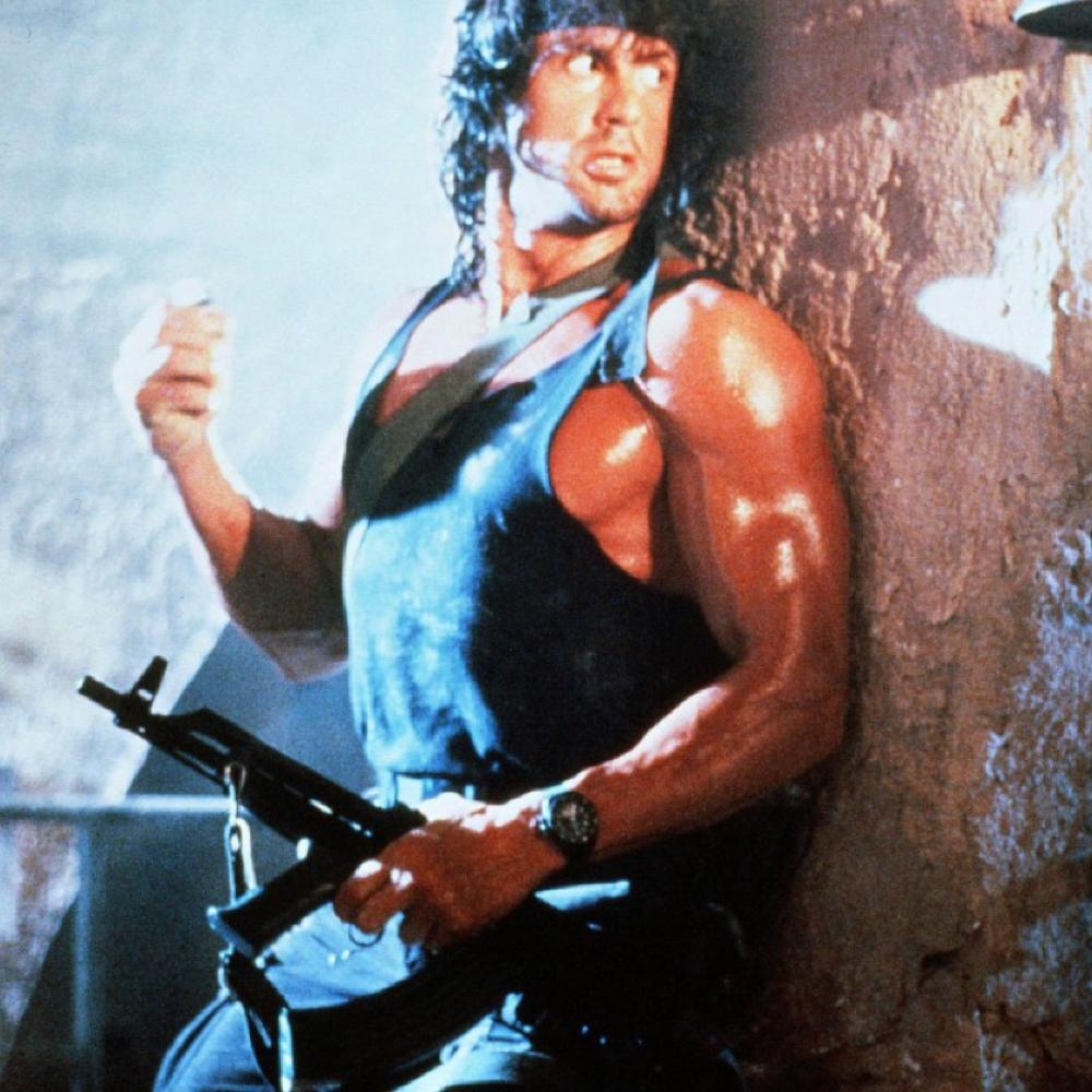 Rambo Costume - Rambo Vest