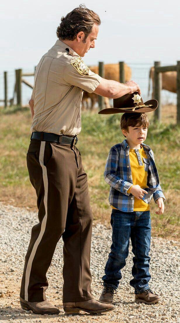 Rick Grimes Sheriff costume pants