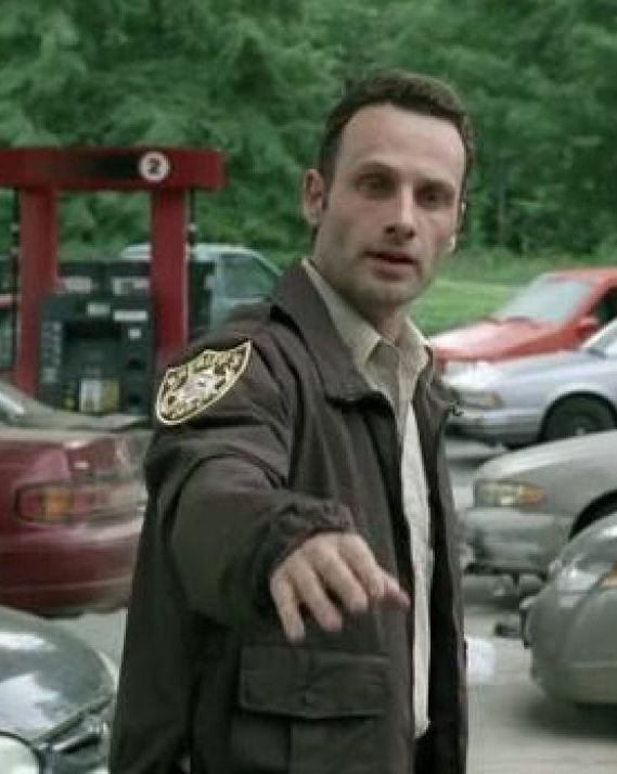 rick grimes costume - rick grimes walking dead sheriff patch