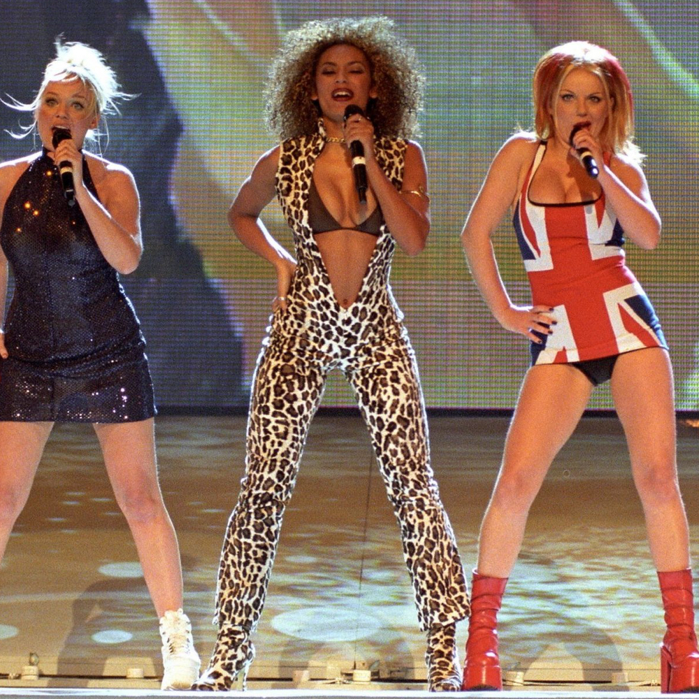 Scary Spice Costume - Spice Girls Costume - Scary Spice Body Suit