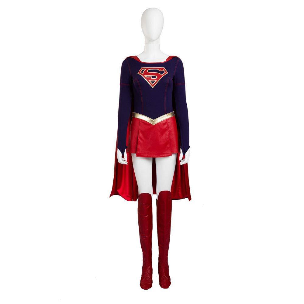 Supergirl Costume - Supergirl Suit