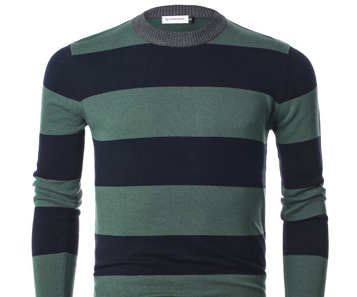 Tate Langdon Costume - American Horror Story - Tate Langdon Striped Sweater