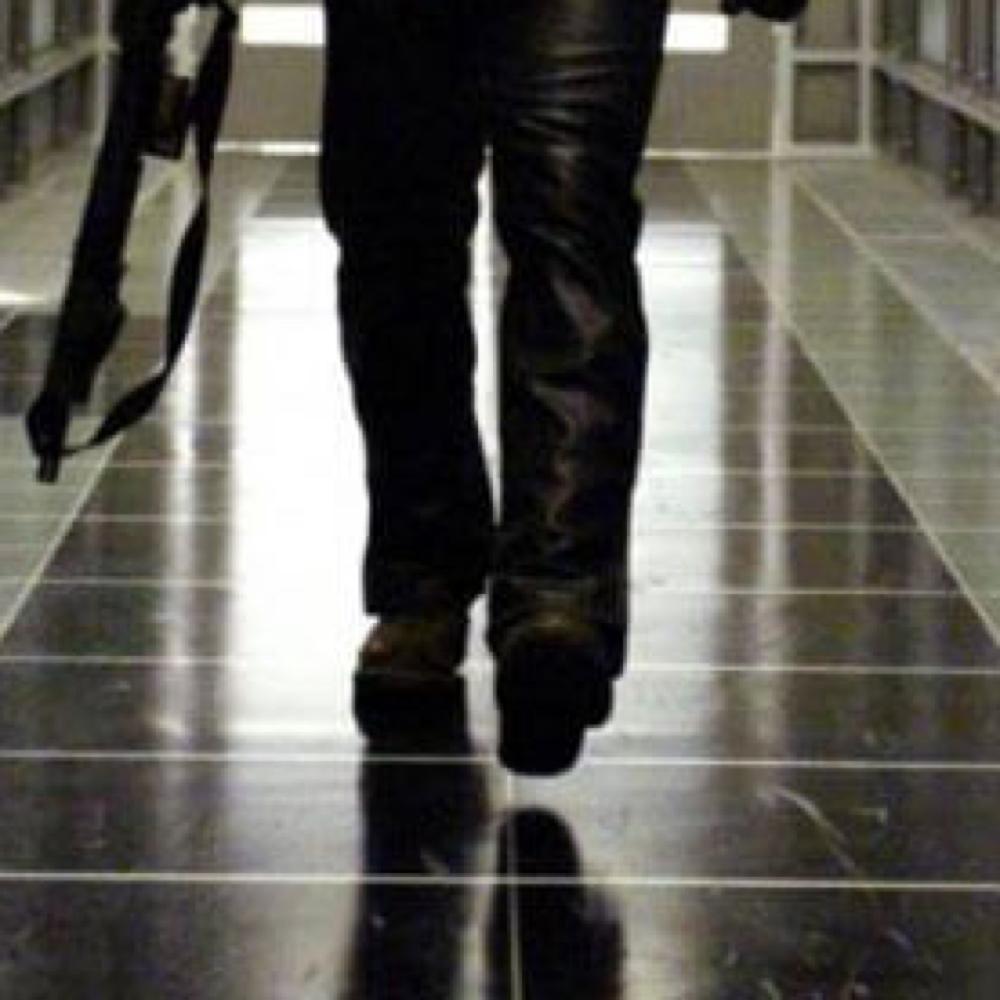 Terminator Costume - Terminator Boots