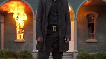 The Governor Costume - The Walking Dead