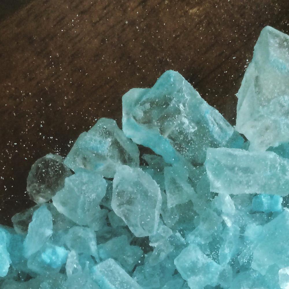 dress like Walter White costume - Heisenberg blue meth