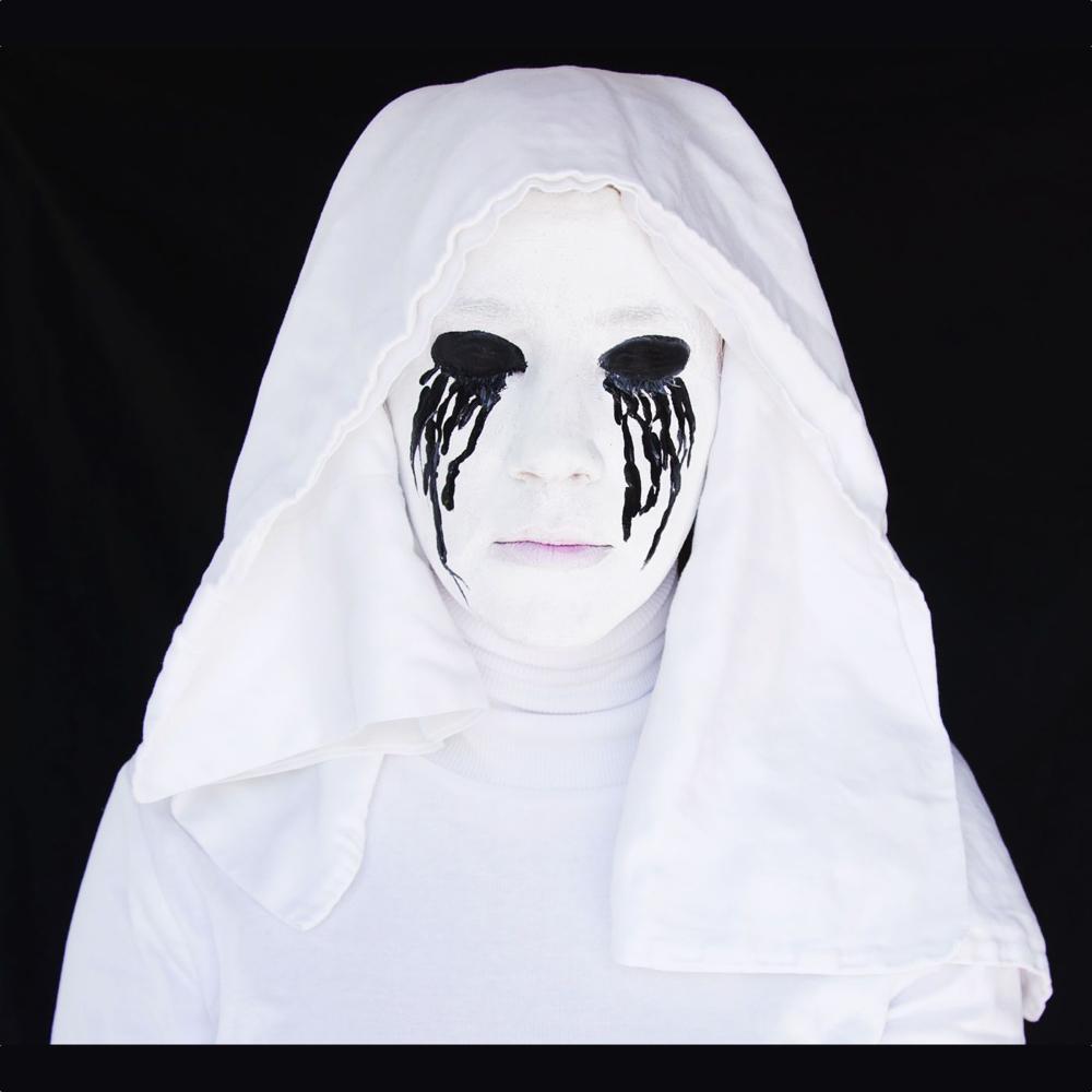 White Nun Costume - American Horror Story: Asylum - White Nun White Face Paint